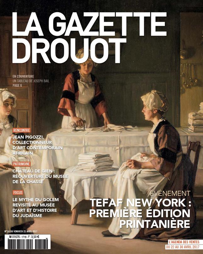 Gazette Drouot #16 du 21 Avril 2017