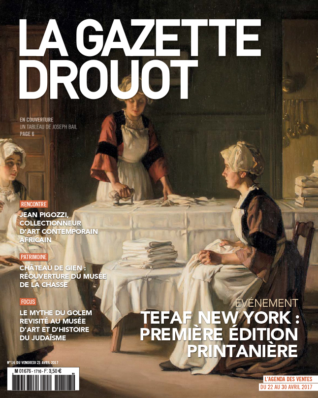 Gazette Drouot #16 du 21 Avril 2017