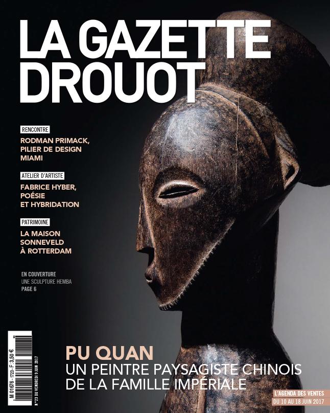 Gazette Drouot #23 du 9 Juin 2017