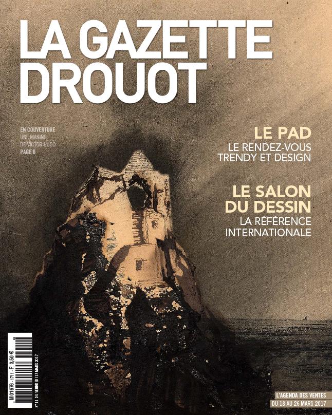 Gazette Drouot #11 du 17 Mars 2017