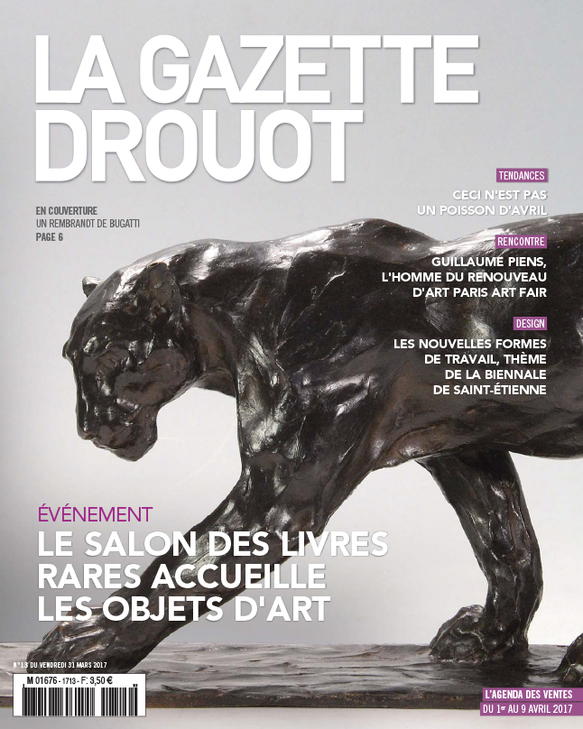 Gazette Drouot #13 du 31 Mars 2017