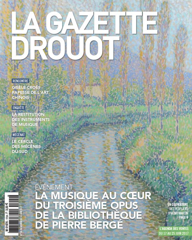 Gazette Drouot #24 du 16 Juin 2017