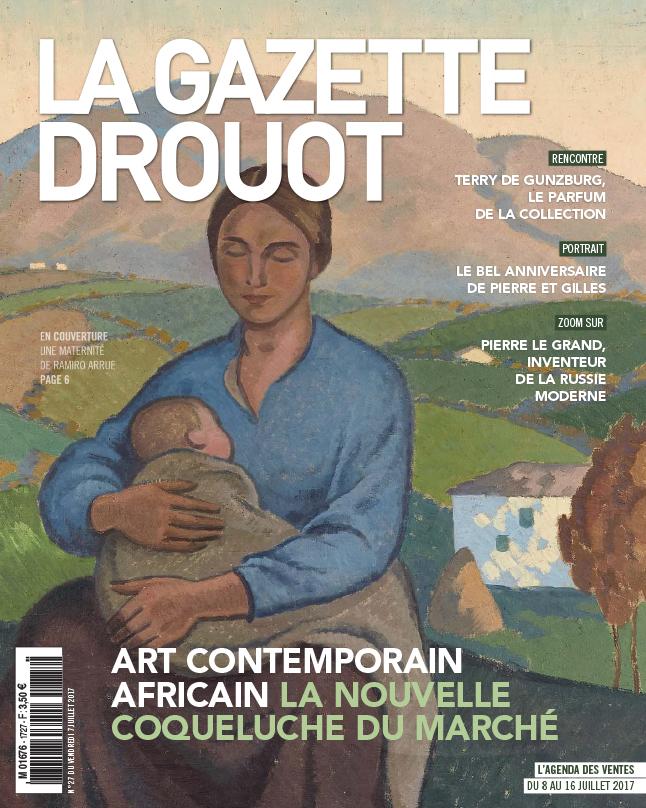 Gazette Drouot #27 du 7 Juillet 2017