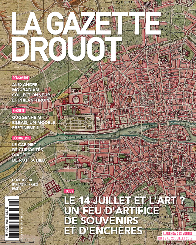 Gazette Drouot #28 du 14 Juillet 2017