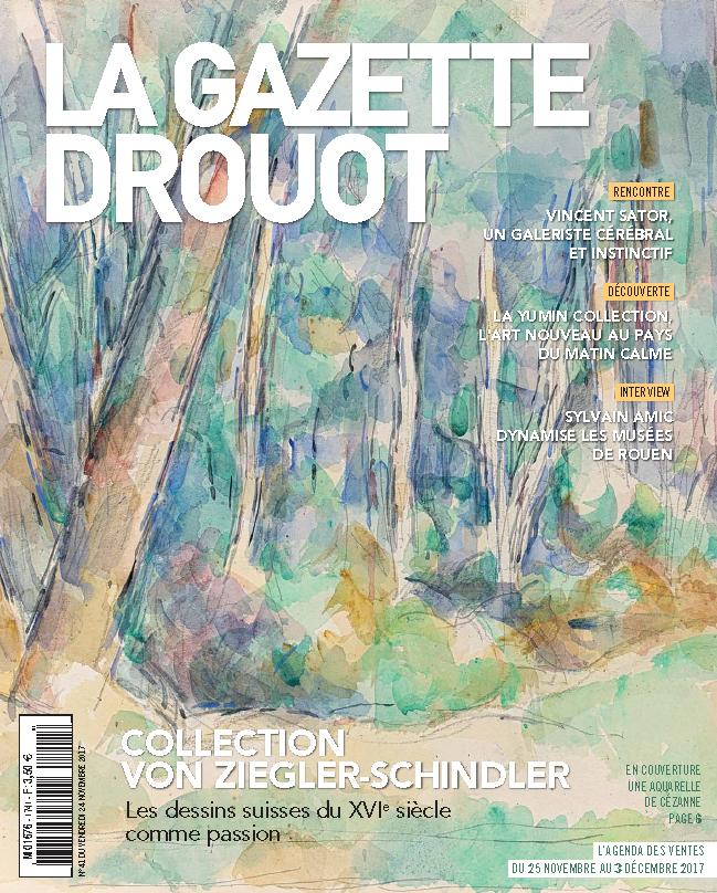Gazette Drouot #41 du 24 Novembre 2017