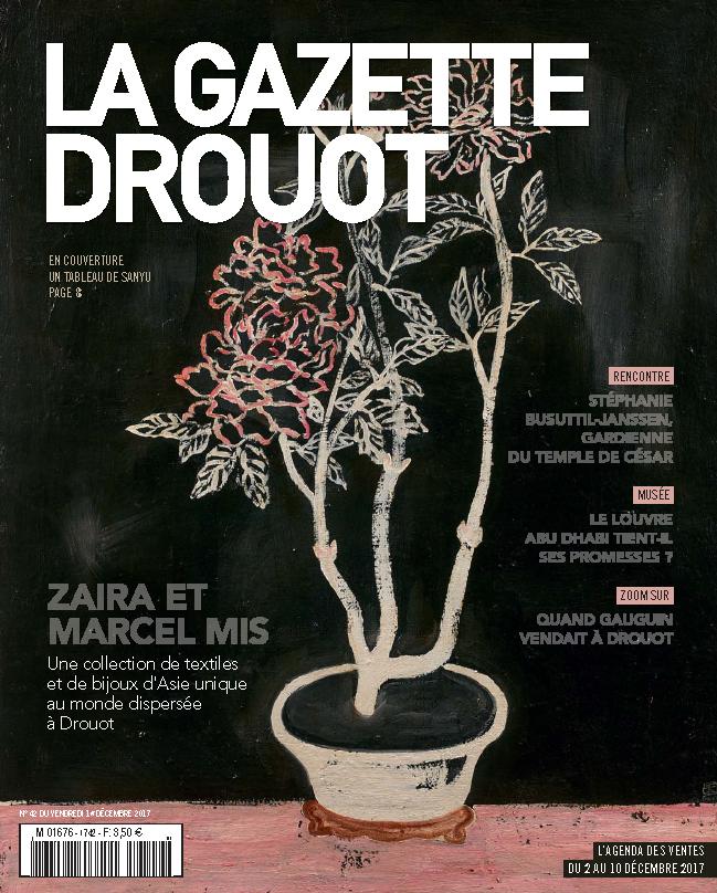 Gazette Drouot #42 du 1° Décembre 2017