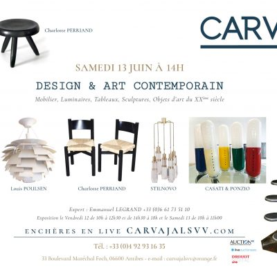 DESIGN & ART CONTEMPORAIN