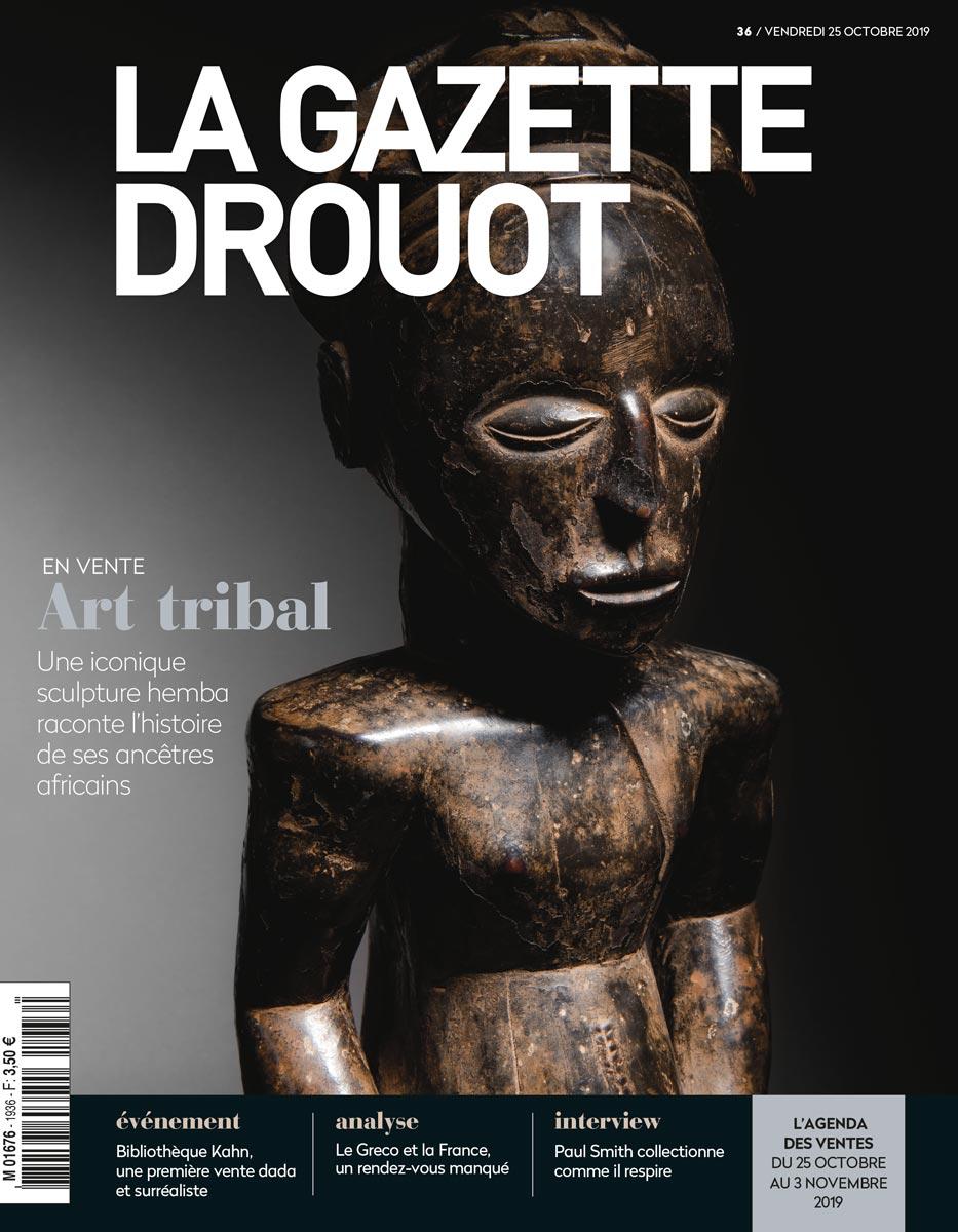 Gazette Drouot #26 du 5 JUILLET 2019