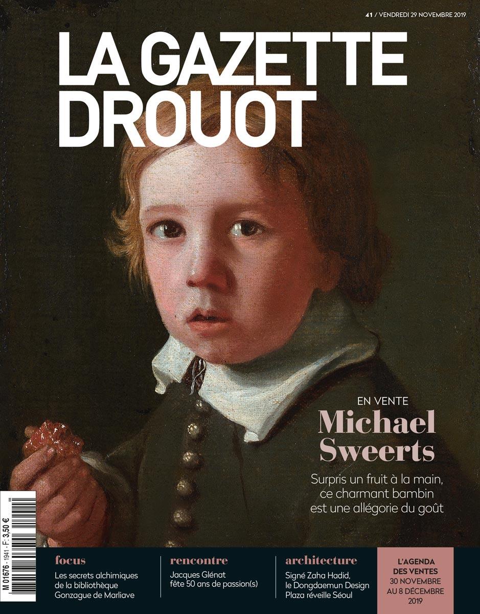 Gazette Drouot #41 du 29 NOVEMBRE 2019